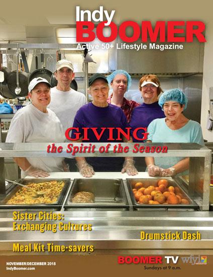 IndyBOOMER Magazine, November-December issue