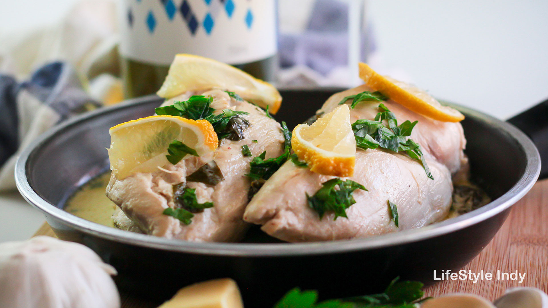Recipes for Spring Mood - Chicken