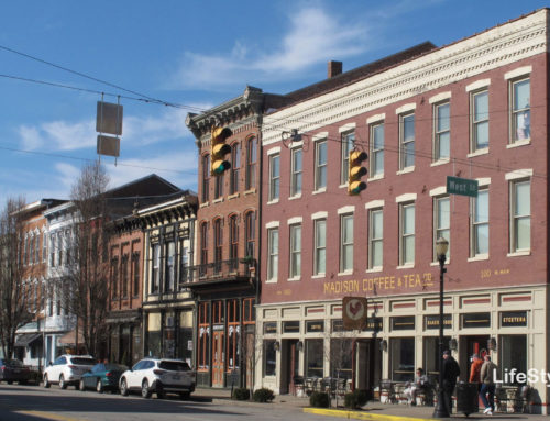 Madison, Indiana: Charm by the River