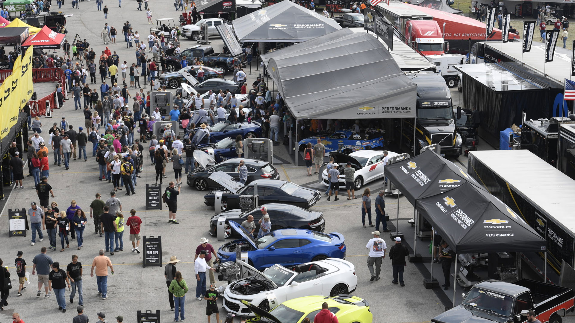 Race Enthusiasts Love Lucas Oil Raceway