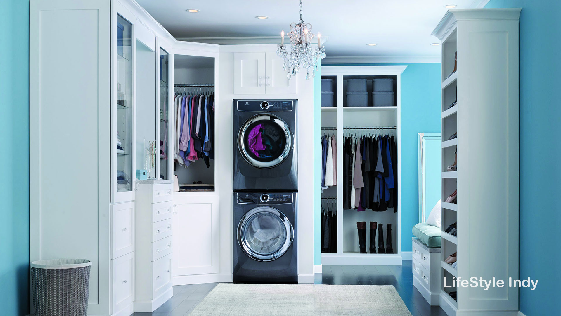 Another laundry room example