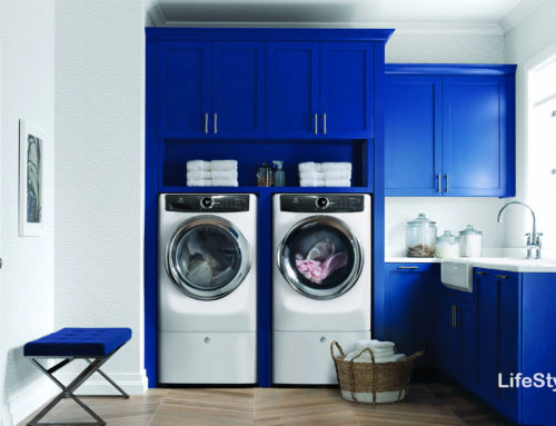 Laundry Room Luxury: 5 Ways to Add It to Your Room