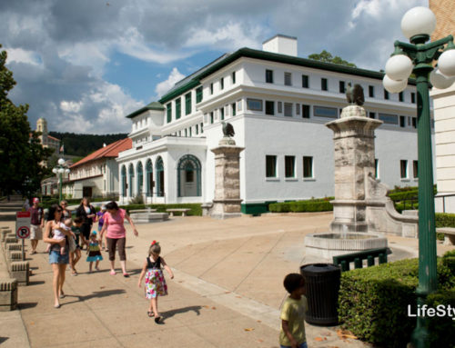 Hot Springs, Ark: A Place for Hoosiers to Rejuvenate