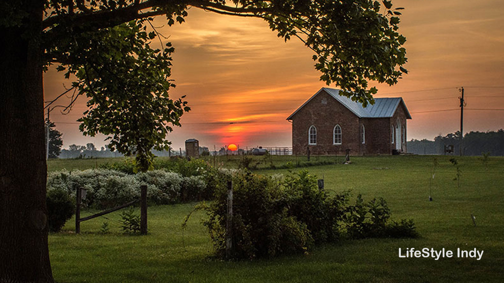 Indiana Historic Preservation Month Photo Contest Winners