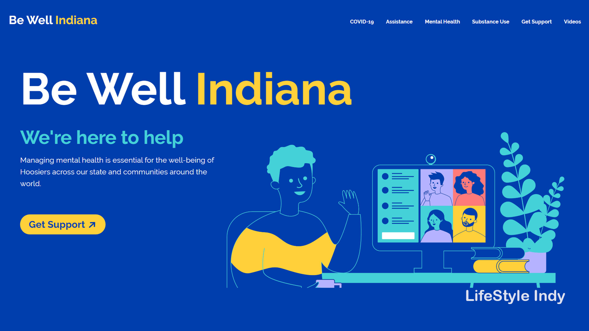 Be Well Indiana