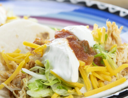 A Time-Saving Taco Dinner