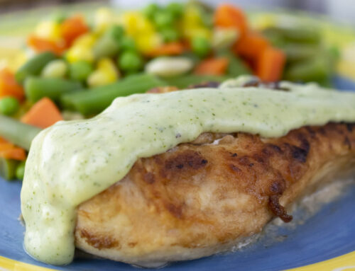 Spice Up the Menu with a Creamy Sauce