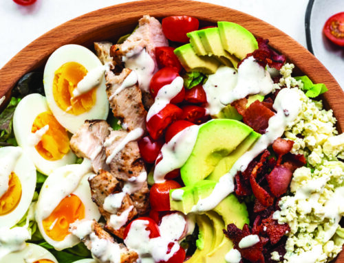 Give Spring Salads a Fresh Spin