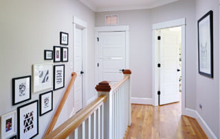 Home hallway
